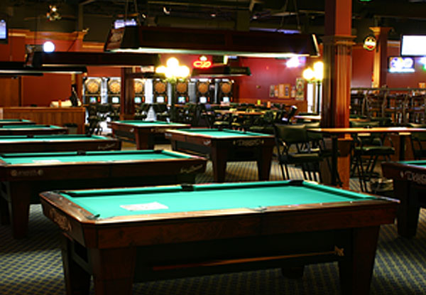 Two Stooges Sports Bar | Pool & Dart Leagues | Event Center