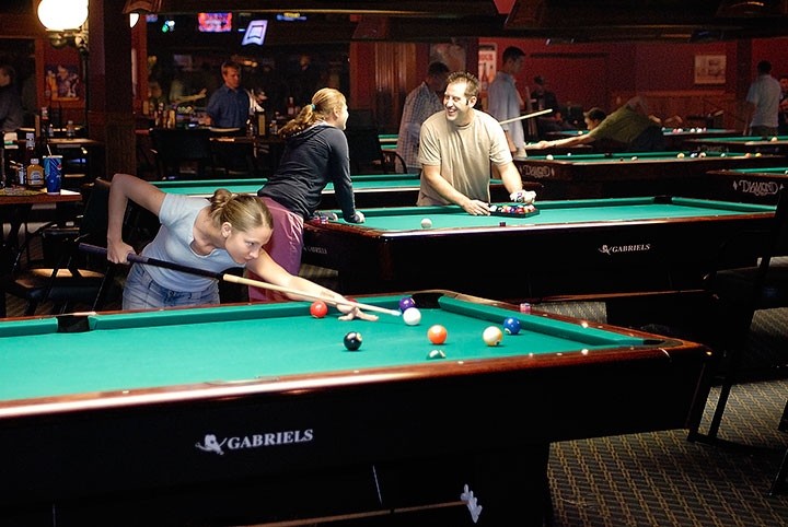 Pool League and Tournaments Fridley