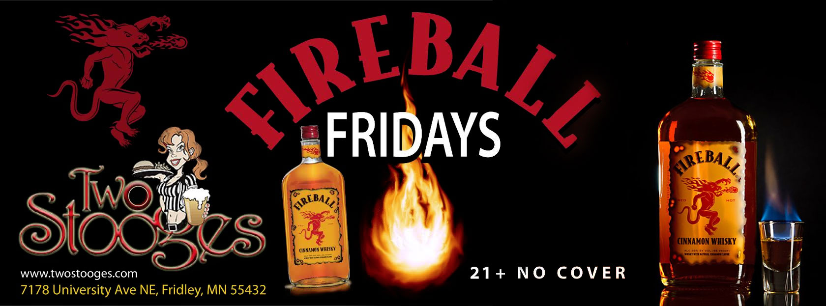 Fireball Fridays